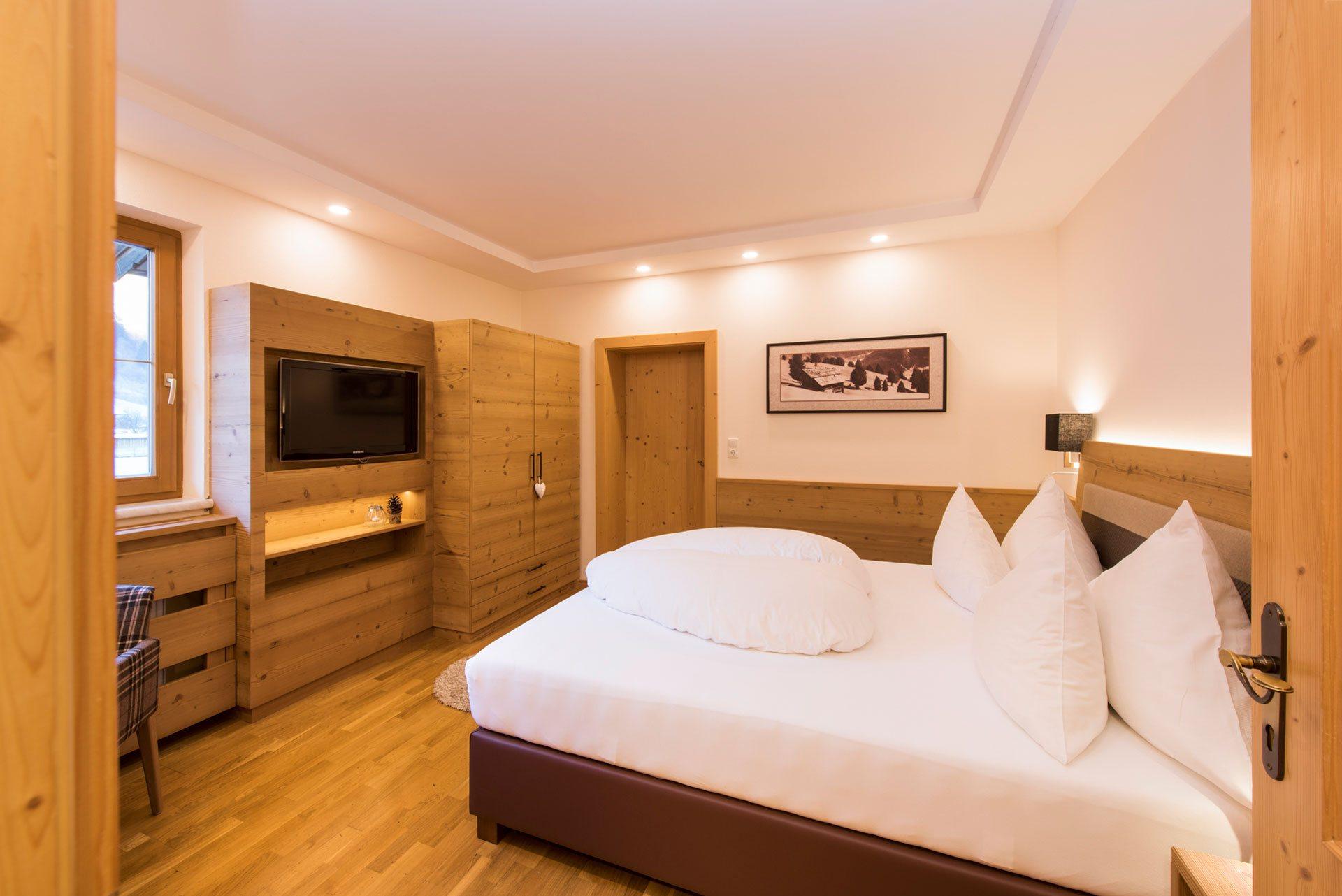 Zimmer im Hotel Brunnenhof in Neustift im Stubaital